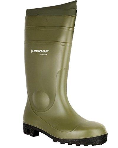 Dunlop protomastor haut-anglerhose-s5 Vert - Vert