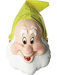Rubie 's Offizielles Happy Maske Schnee weiß, Erwachsenen-Kostüm–One Size