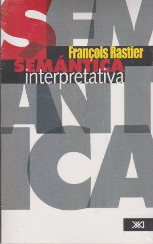 Semántica interpretativa (Lingüística y teoría literaria)