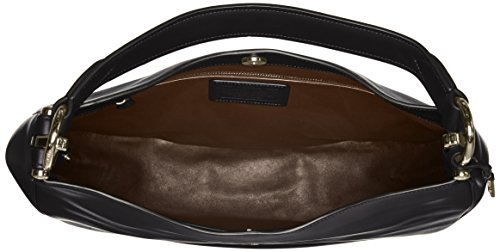 Light Damen Coach Schultertasche Black Gold ZxEwTqwOY