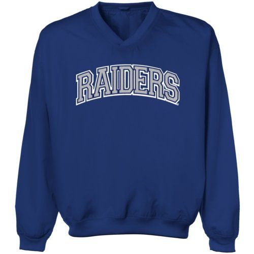 Middle Tennessee State Blue Raiders Secondary Traditional Arch Microfiber Windshirt Royal Blue -