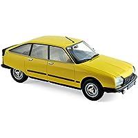 Norev® NV181624 No 1:18 1979 Citroen GS X3 - Mimosa amarillo