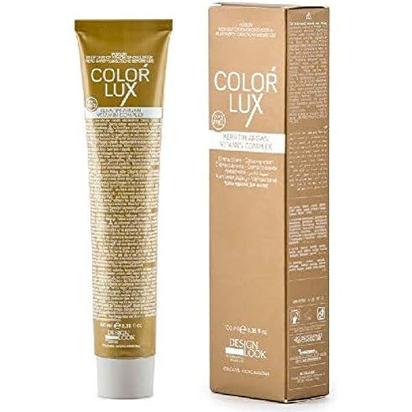 DESIGN LOOK Tinte Color Lux 6.77 Chocolate Fondant 100ML ...
