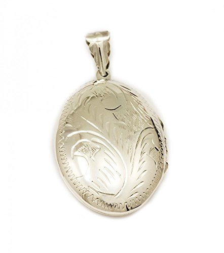 riesse-ass-925-silver-locket-pendant-patterned-oval-chain-pendant-opens-48-mm