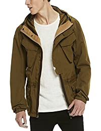 Scotch & Soda Unlined In Cotton/Nylon Quality, Parka Homme