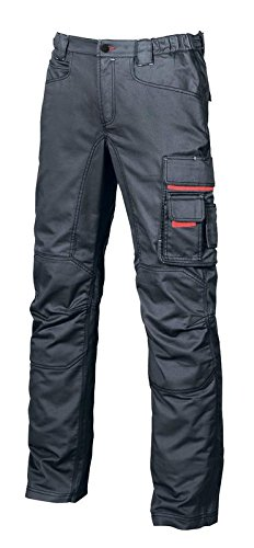 PANTALONI DA LAVORO SMILE UPOWER DEEP BLUE (52)