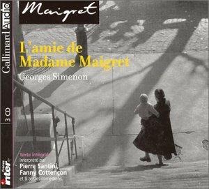 L'amie de madame maigret CD