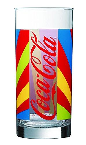 luminarc-9207522-lot-de-6-gobelets-forme-haute-rainbow-coca-cola-enjoy-verre-rouge-27-cl