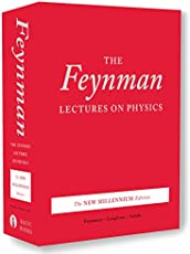 The Feynman Lectures on Physics, boxed set