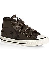 Zapatillas para ni�o, color marr�n , marca CONVERSE, modelo Zapatillas Para Ni�o CONVERSE STAR PLAYER 3V MID Marr�n