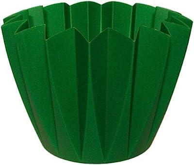 Set 5-tlg. Umtopf Adonis 14 cm dunkelgrün von Wibo auf Du und dein Garten