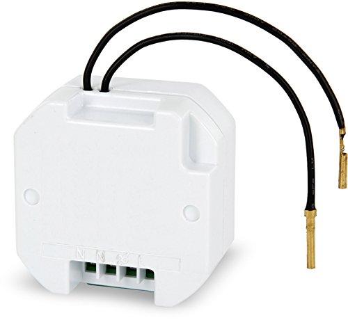 Funk-Empfänger - für Lichtschalter 230V - max. 2000W - LED geeignet
