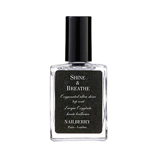 NAILBERRY Shine & Breathe Oxygenated Ultra Top Coat - Ultra Shine Top Coat