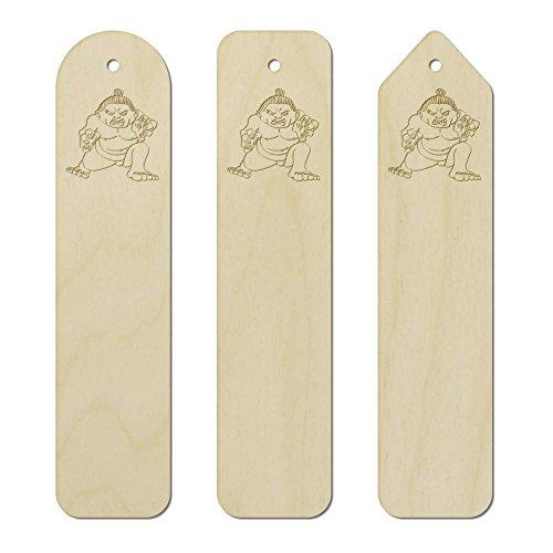 3-x-sumo-wrestler-engraved-birch-bookmarks-bk00001243