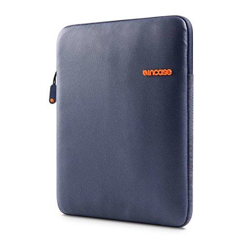 Incase City Sleeve Tasche für Apple iPad mini 4 / mini 3 / mini 2 (Retina) / mini - navy [Mehrschichtige Außenseite I Kunstfell-Interior] - CL60441