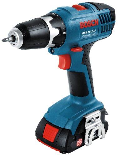 Bosch Bosc Akkuschr. GSR 18-2-LI 18V bu