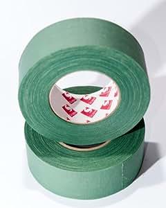 Scapa Ruban adhésif en tissu pour réparation Vert 5 cm x 50 m