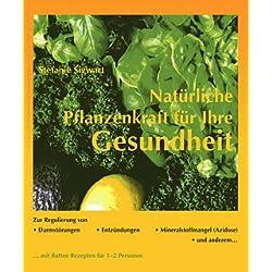 Natürliche Pflanzenkraft für Ihre Gesundheit: Darmstörungen, Entzündungen und Mineralstoffmangel (Azidose) natürlich behandeln