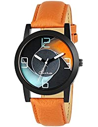 Jack Klein Colourful Elegant Graphic Wrist Watch