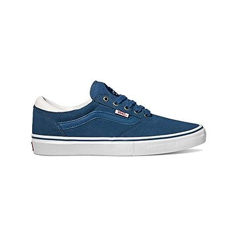 Vans Gilbert Crockett Pro Shoes UK 9 Ensign Blue White