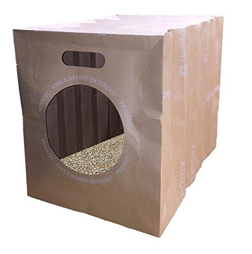 Katpak Disposable Cat Litter Tray x 5 1