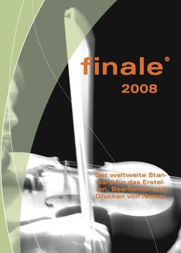 Finale 2008D