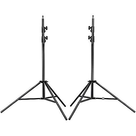 Neewer, Pro Kit Sostegno In Lega Di Alluminio Per Ritratti E Foto, 2 Pezzi