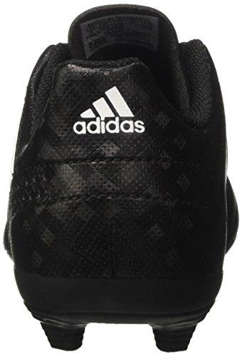 adidas Ace 17.4 Fxg J, Chaussures de Futsal Mixte Enfant, UK Noir (Cblack/ftwwht/cblack)