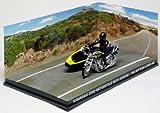 007 James Bond Car Collection #95 Kawasaki Z900 motorcycle (The spy who loved me)