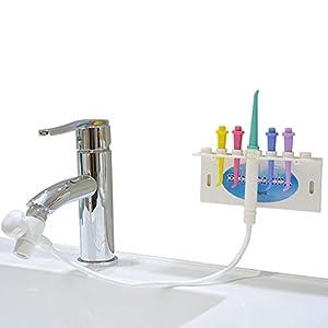 YSBER dentale orale Irrigator getto di acqua Flosser Acqua Floss Tooth SPA (5 pc)