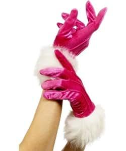 Smiffy's Santa Gloves