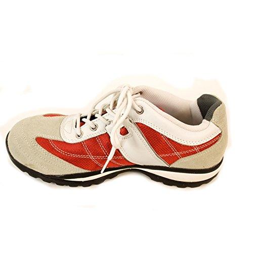 ELENE Chaussure de Sécurité Femme tennis S1P Rouge