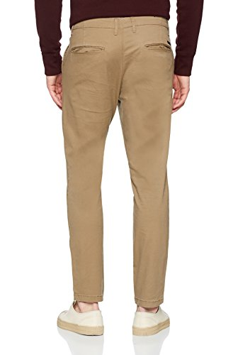 JACK & JONES Herren Hose Braun (Tan)