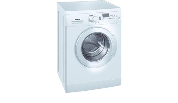 Siemens ws waschmaschine frontlader aab upm