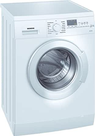 siemens ws12x440 waschmaschine frontlader aab 1200 upm 4 5 kg kwh wei aquastop. Black Bedroom Furniture Sets. Home Design Ideas