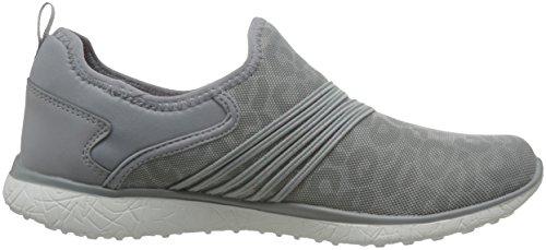 Sport scarpe per le donne, colore Grigio , marca SKECHERS, modello Sport Scarpe Per Le Donne SKECHERS MICROBURST UNDER WRAPS Grigio Grigio