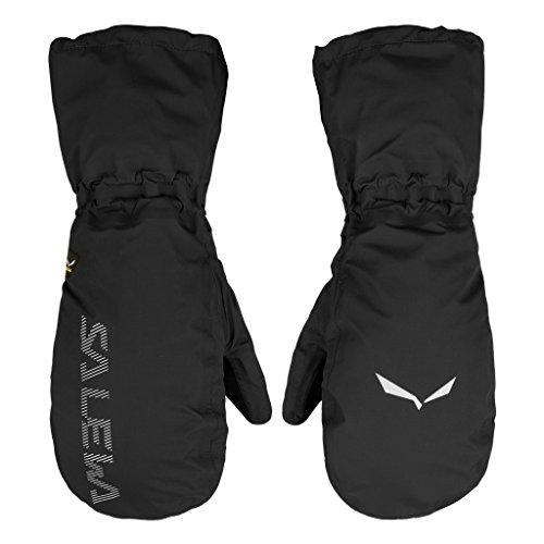 Salewa Ortles PTX 3L Overmitten Handschuhe, Black Out, M