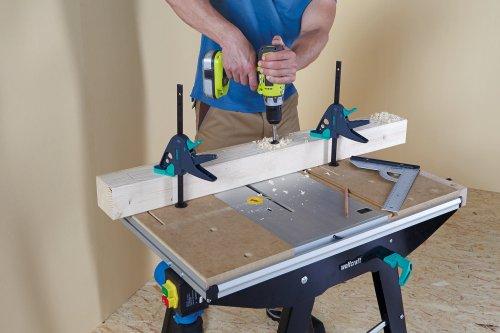 Wolfcraft 1 Werktischspanner / Flächenspanner, 3036000 - 2