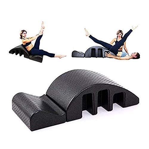 gyj barella dorsale ortopedica, correttore di posizione, ortesi di pilates allevia il dolore muscolare, la rigidità e i punti trigger, adatto per il personale dell'ufficio sedentario