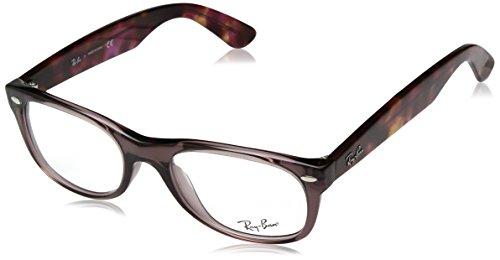 Ray-Ban Unisex-Erwachsene Brillengestell 0rx 5184 5628 52, Braun (Opal Brown)