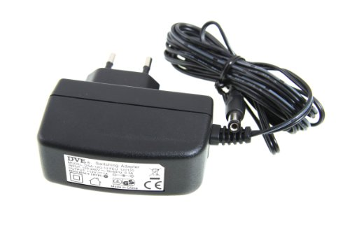 Preisvergleich Produktbild DVE Netzteil 12V 1000mA DSA-12G-12 FEU 120120 TT-MICRO TECHNOTREND RECEIVER NEU