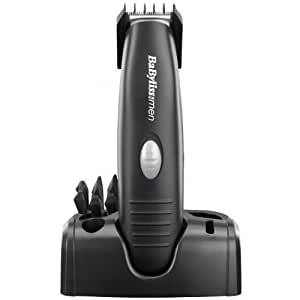 BaByliss for Men 7107U Precision Beard Trimmer by The Conair Group Ltd (English Manual)