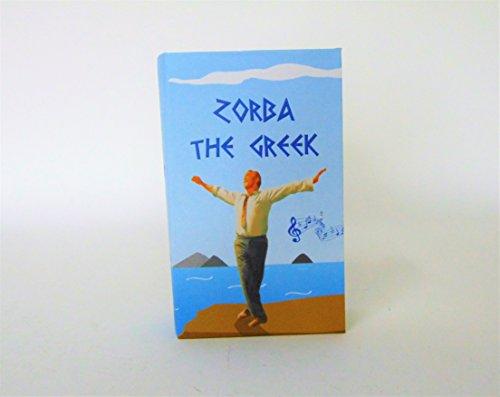 Zorba Geschenkbuch (Blau)