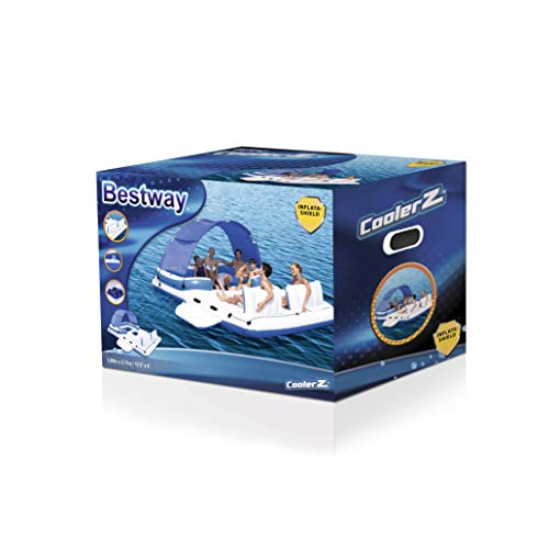 Badeinsel – Bestway – Tropical Breeze - 4