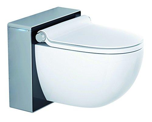 Preisvergleich Produktbild GROHE Dusch-WC Sensia IGS 39111 Komplettanlage für UP-Spülkasten weiß/schwarz, 39111LK0