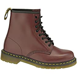 Dr. Martens 1460 Smooth 8 Eye Boot Cherry Red 37
