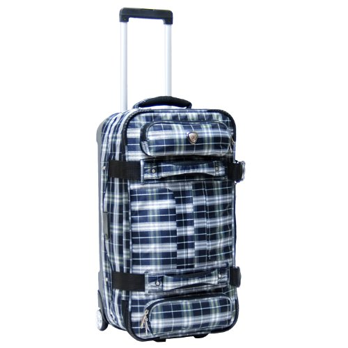 calpak-supra-26-inch-hybrid-rolling-upright-duffel-bag-marine-plaid-one-size