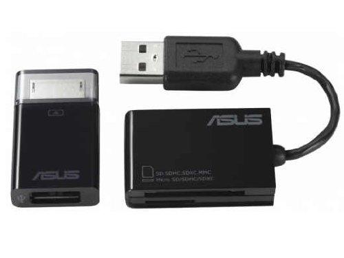 Asus Vivo Extension Kit (SD, SDXC, MMC, microSD card, USB plug-in) schwarz (Asus Speicherkarte)