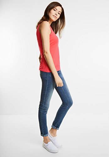 Street One Damen Top hot coral (koralle)