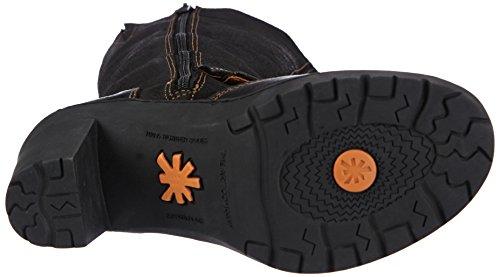 Damen Schwarz Art 396 Stiefel black qTqP5